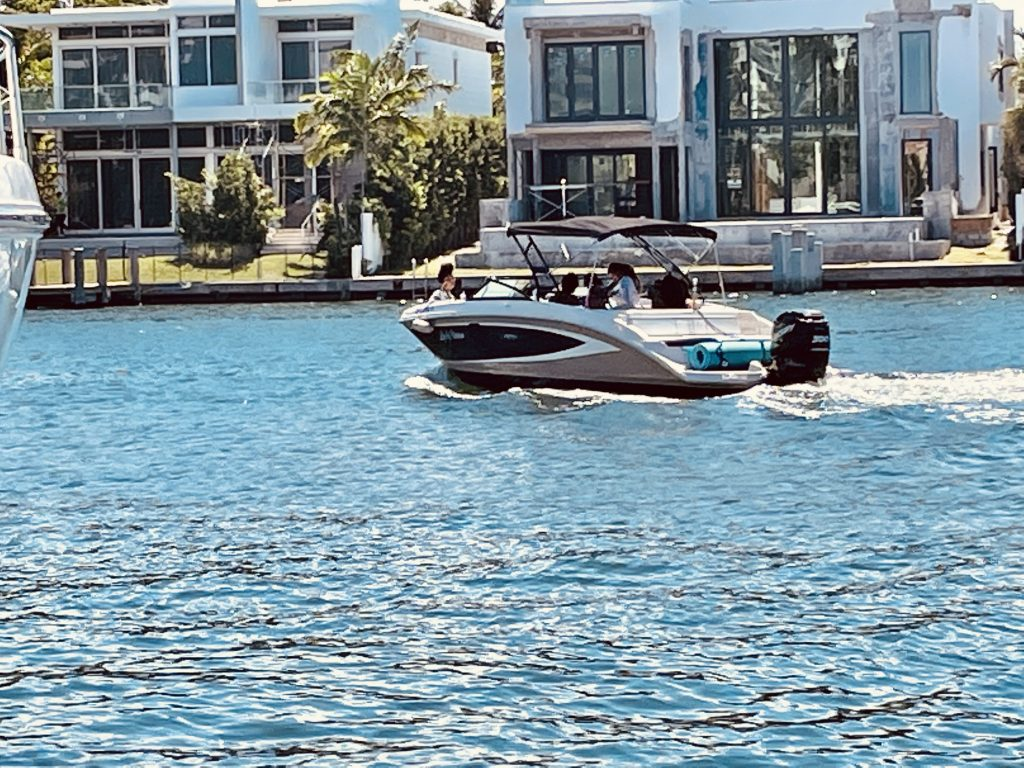 Miami Sightseeing Boat Tours